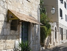 Charming stone architecture in Hvar city