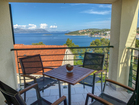 Luxury apartment Sunshine, with pool, Korcula - balcony of apartment nr. 2