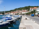 Vela Luka town is 45 minutes away from Apartments Sunshine.