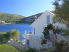 green sorroundings of Villa Luxury Lastovo