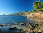 Untouched nature of Lastovo Island