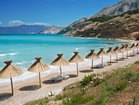 Beach on Krk Island - vacation house Sunny Rock, Croatia