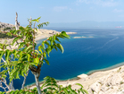 Beautiful sea surrounding Krk Island - vacation house Sunny Rock, Baska town