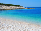Not far away lies Proizd island with some of the most beautiful pebble beaches - villa Sunset bay, Korcula Island