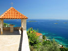 Breath-taking views - 4 bedroom beachfront house in Orebic, Croatia