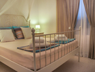 Hvar Serenity Apartments - stylish bedroom in one bedroom apartment.
