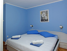 Double bedroom with charming colours!